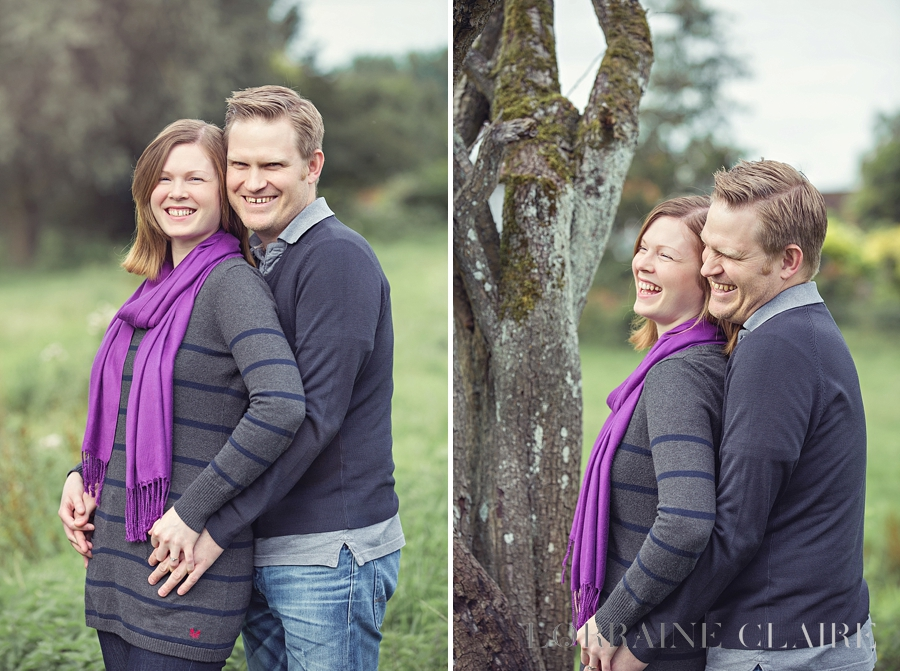 Winchester Engagement Session