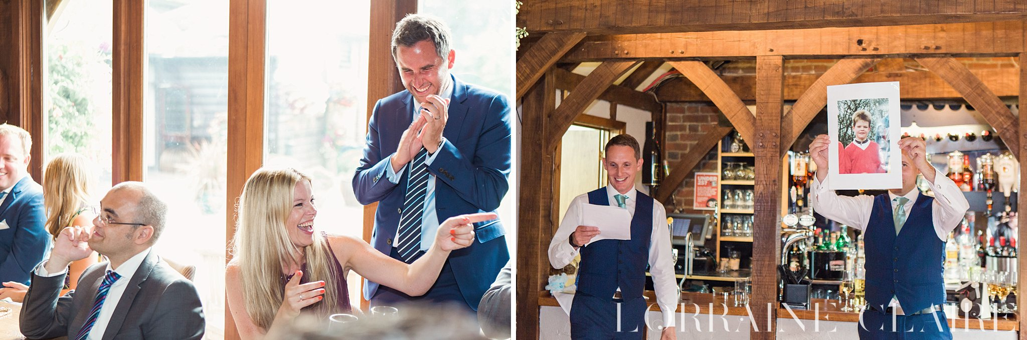Cooling Castle Barn Wedding Photography_0040